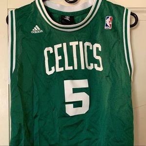 Youth Celtics Kevin Garnett Jersey